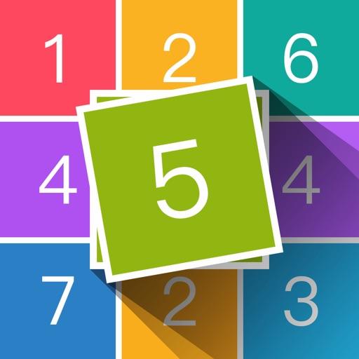 Number Merged iOS App