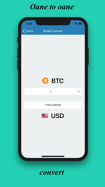 Converter Cryptocurrency screenshot-3