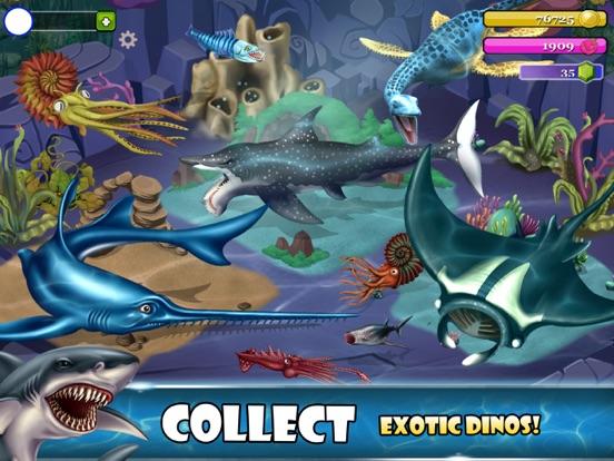 Dino Water World-Dinosaur game-ipad-2