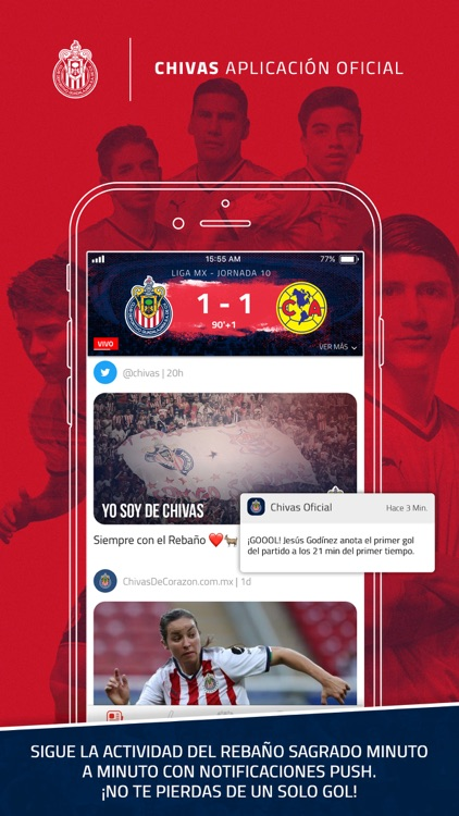 Chivas Oficial screenshot-1
