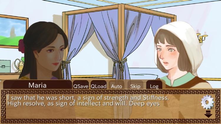War & Romance Novel قصة عشق من أروع روايات الحب screenshot-4