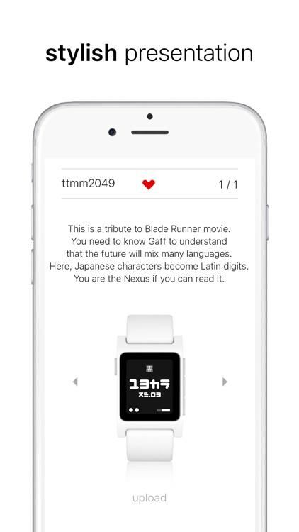 TTMM for Pebble screenshot-3