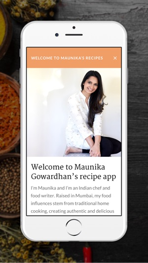 Maunikas indian recipes on the app store iphone screenshots forumfinder Images