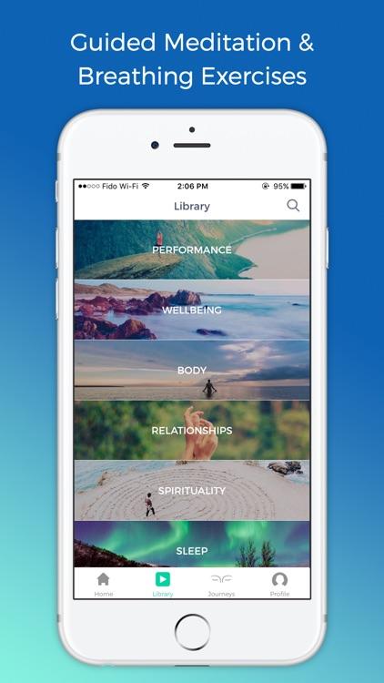 Mindbliss: Meditation & Breath screenshot-3