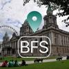 Belfast Offline Map & Guide