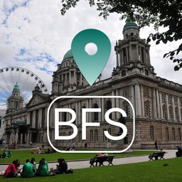 Belfast Offline Map & Guide