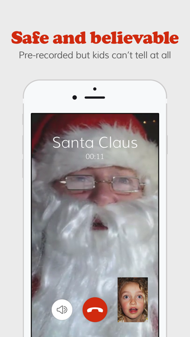 download Video Call Santa apps 1
