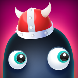 Ícone do app Monsters have feelings too!