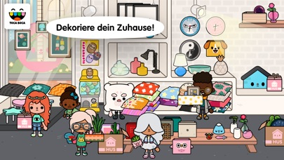 Screenshot for Toca Life: Neighborhood in Austria App Store