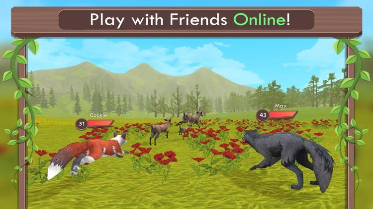 WildCraft: Wild Sim Online screenshot-4