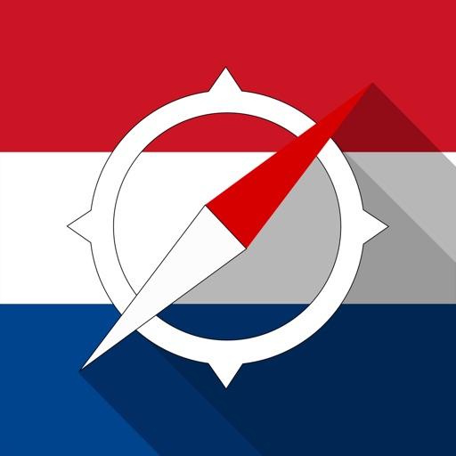 Netherlands Offline Navigation