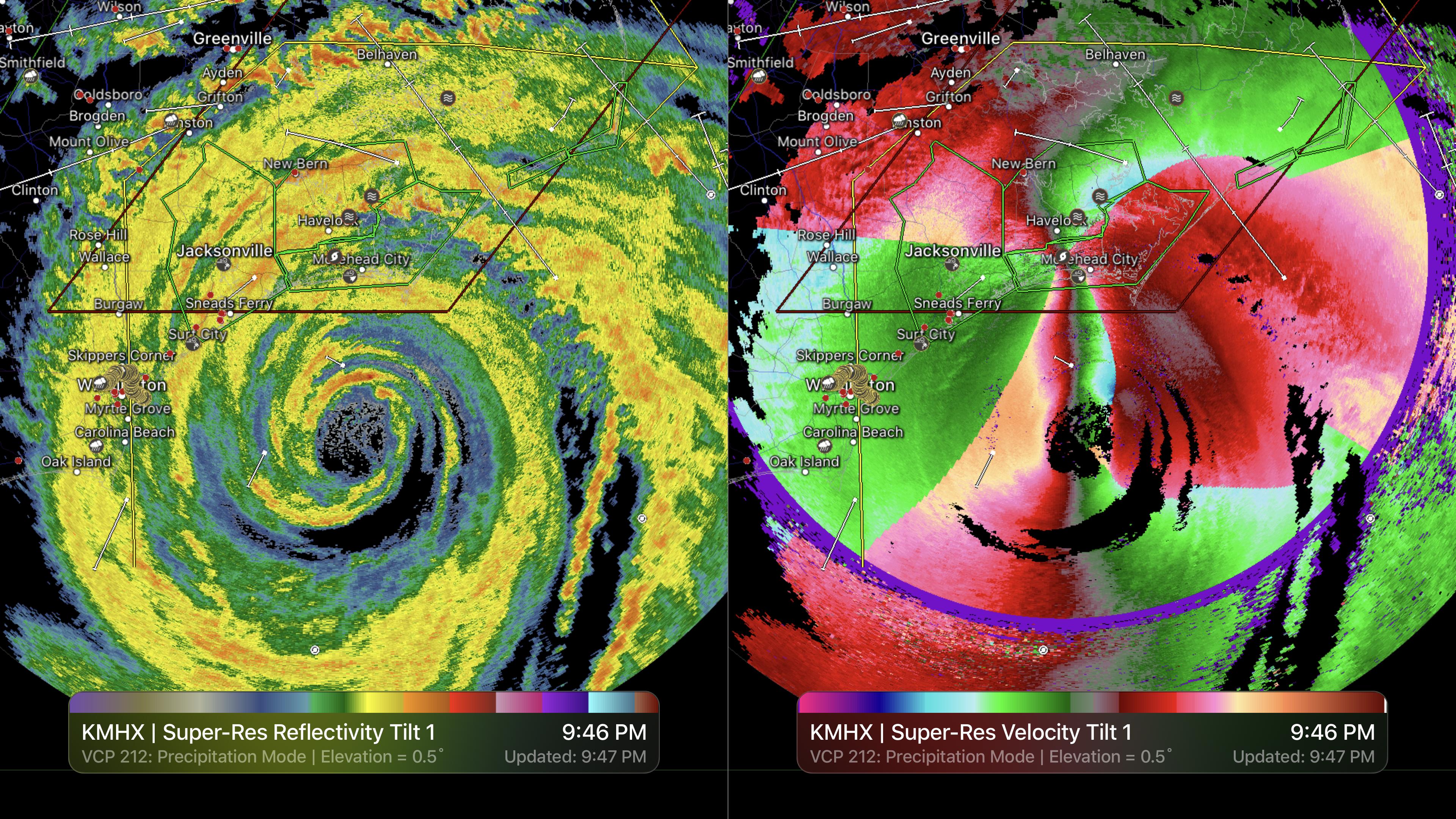 RadarScope screenshot 20