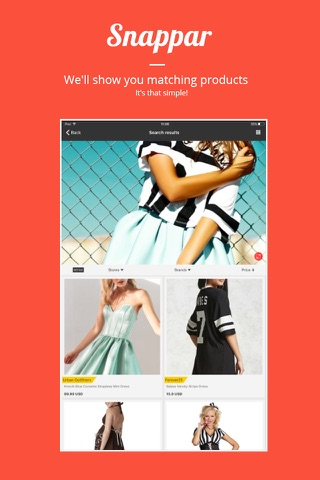 Snappar - Visual Search & Shop - náhled