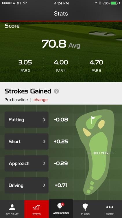 myRoundPro Golf App screenshot-3