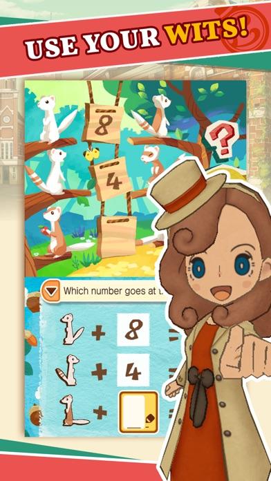 Screenshot #7 for Layton's Mystery Journey