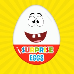 Surprise Eggs for Kids and Toddlers