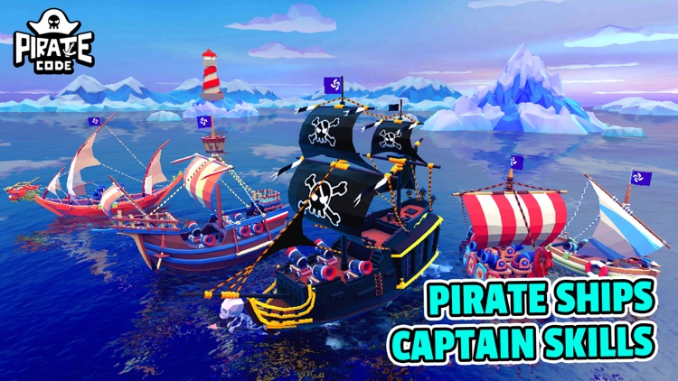 Pirate Code screenshot-3