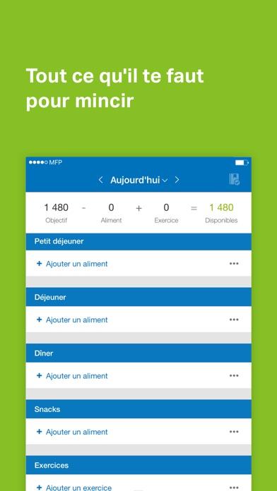 Screenshot for MyFitnessPal in Lebanon App Store