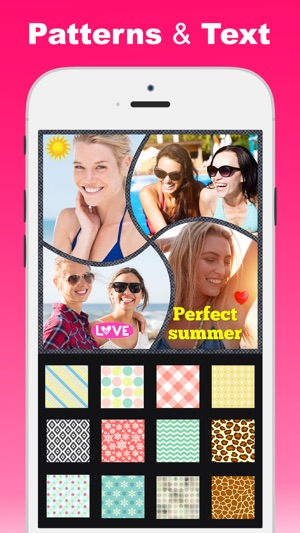 Scrapbook Photo Collage Frames On The App Store