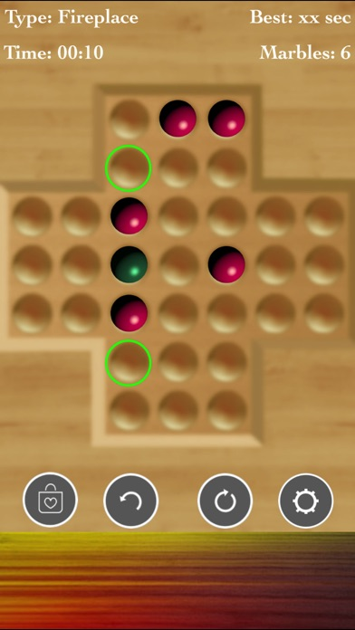 Brainvita Marble Solitaire Fun screenshot 5