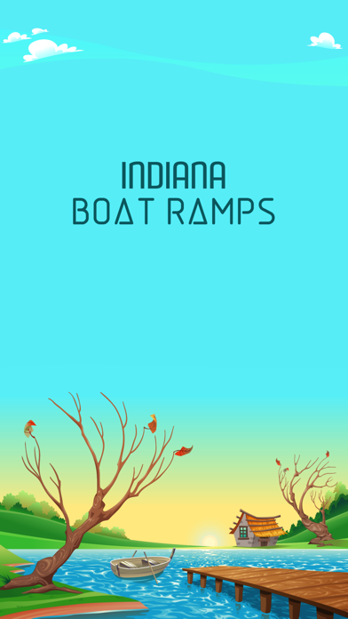 点击获取Indiana Boat Ramps & Docks
