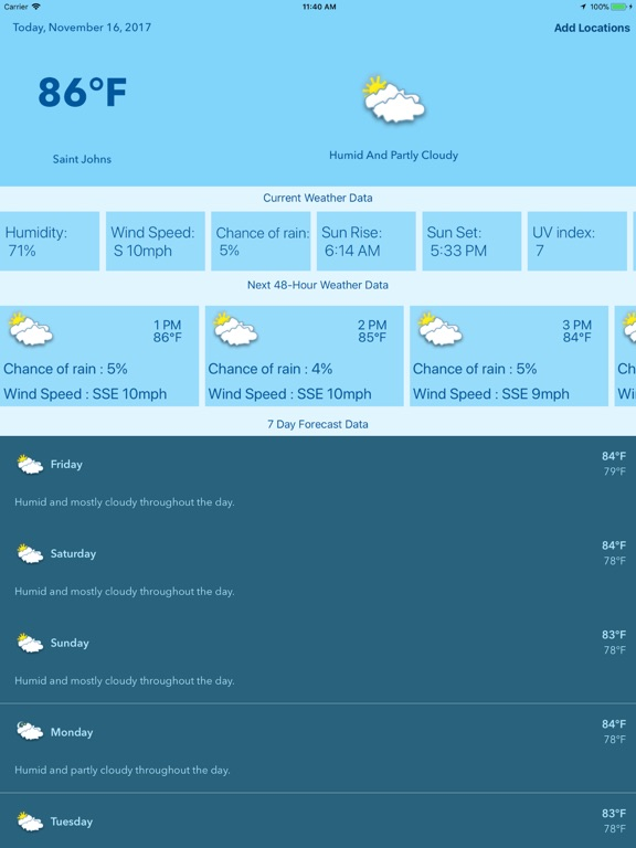 Weather : Clouds are White. screenshot 6
