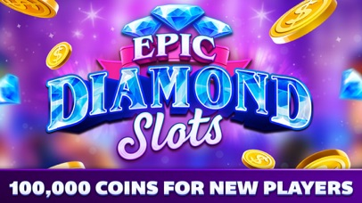 Epic Diamond Slots: Casino Fun screenshot two