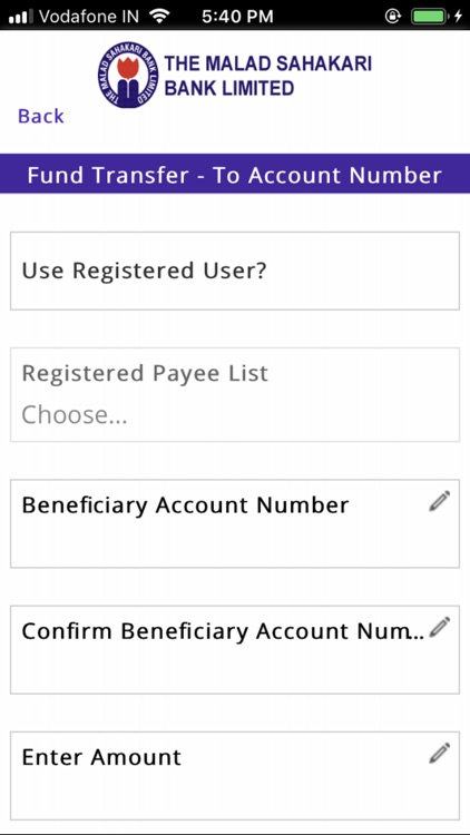 Malad Bank Mobile Banking screenshot-4
