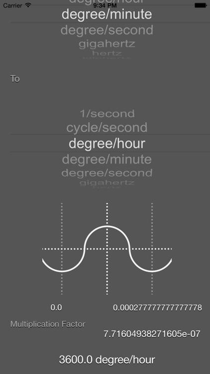 Frequency Conversion screenshot-4
