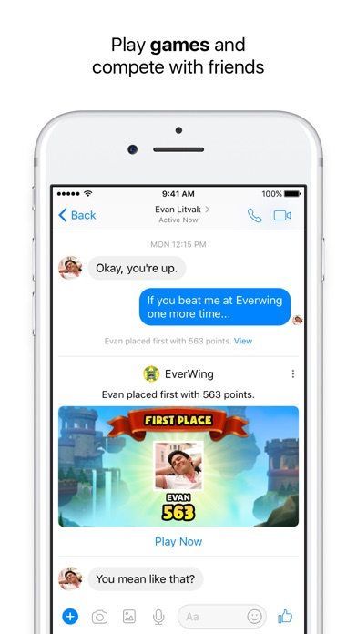Messenger screenshot 5