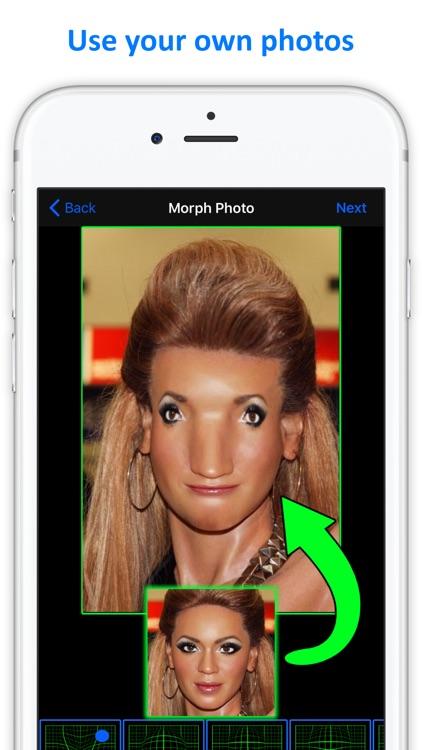 Funny Face Camera Booth screenshot-4