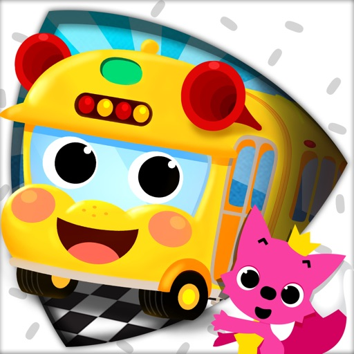 Pinkfong Car Town iOS App