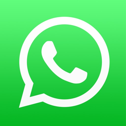 WhatsApp Messenger app logo
