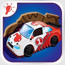 PUZZINGO Cars Puzzles Games