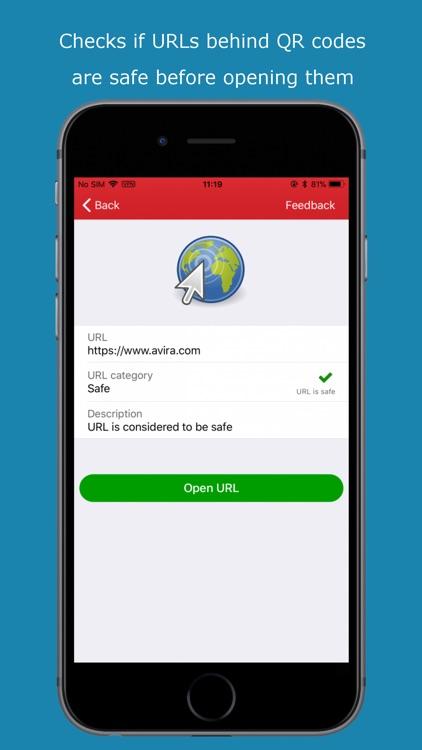 Avira QR Code Barcode Scanner by Avira Holding