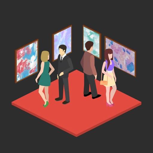 你的美术馆 - 3D原创私人艺术画廊