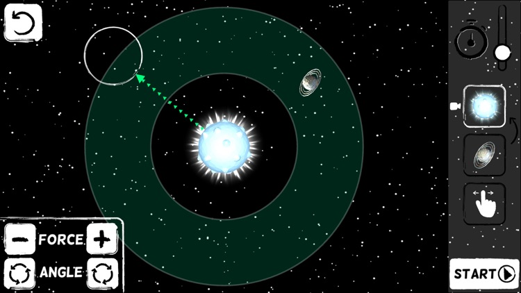 God's Orbits - Gravity Puzzles screenshot-4