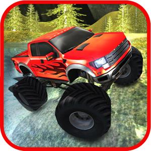Monster Truck Rescue Tornado app