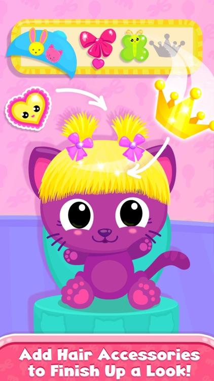 Cute & Tiny Hair Salon screenshot-4