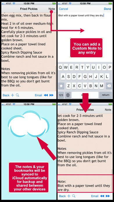 Air Fryer Recipes screenshot three