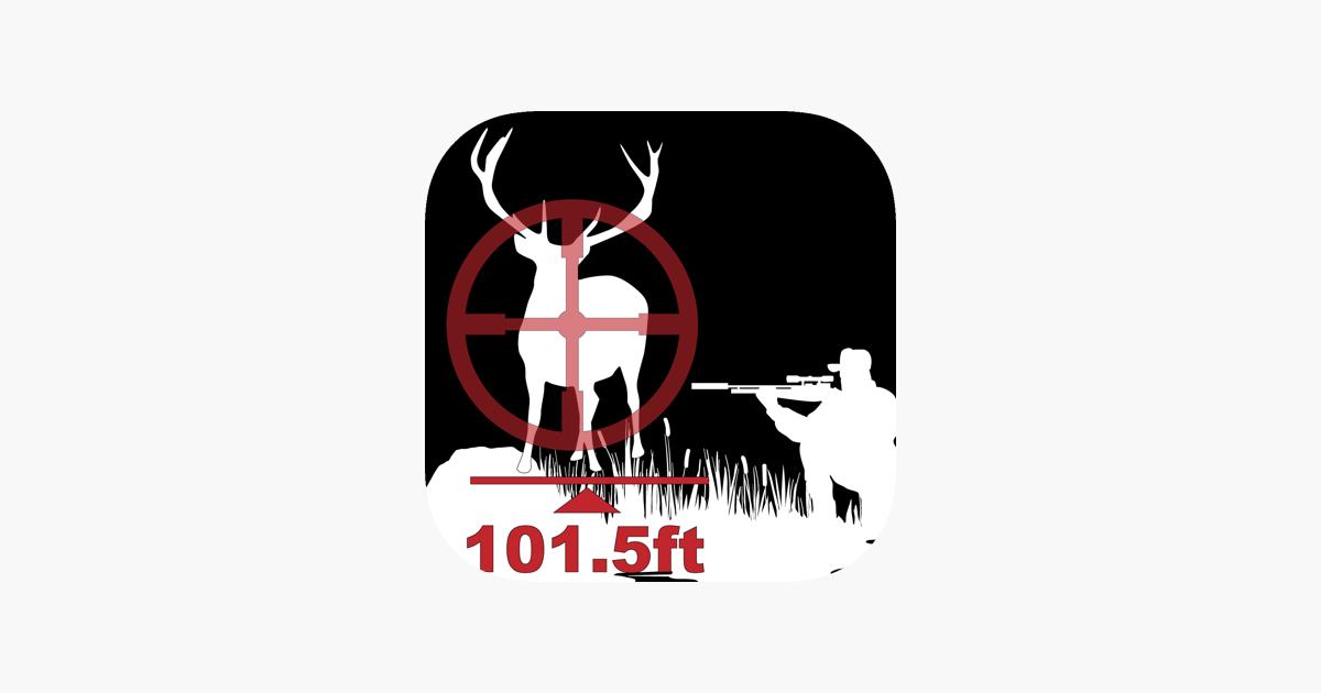 Entfernungsmesser für die jagd im app store