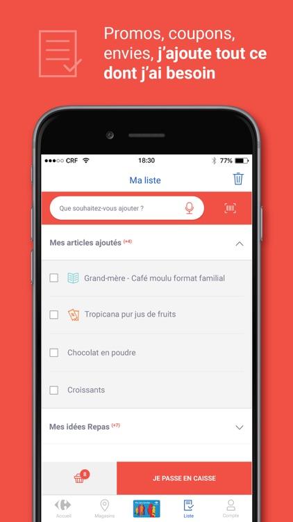 Carrefour screenshot-3