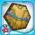 Tangled Gardens: Pipes Puzzle icon