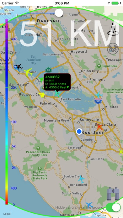 ADSB Radar screenshot1