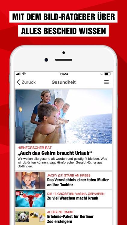 BILD News - Nachrichten live screenshot-4