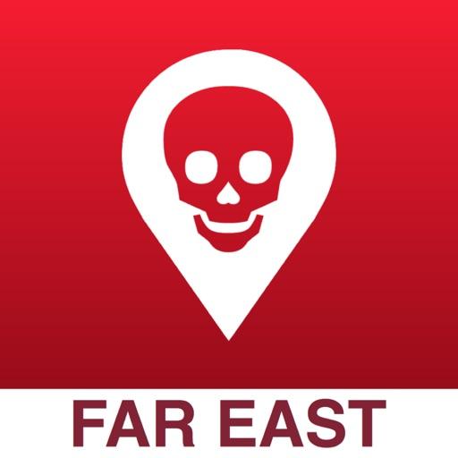 Poison Maps - Lejano Oriente