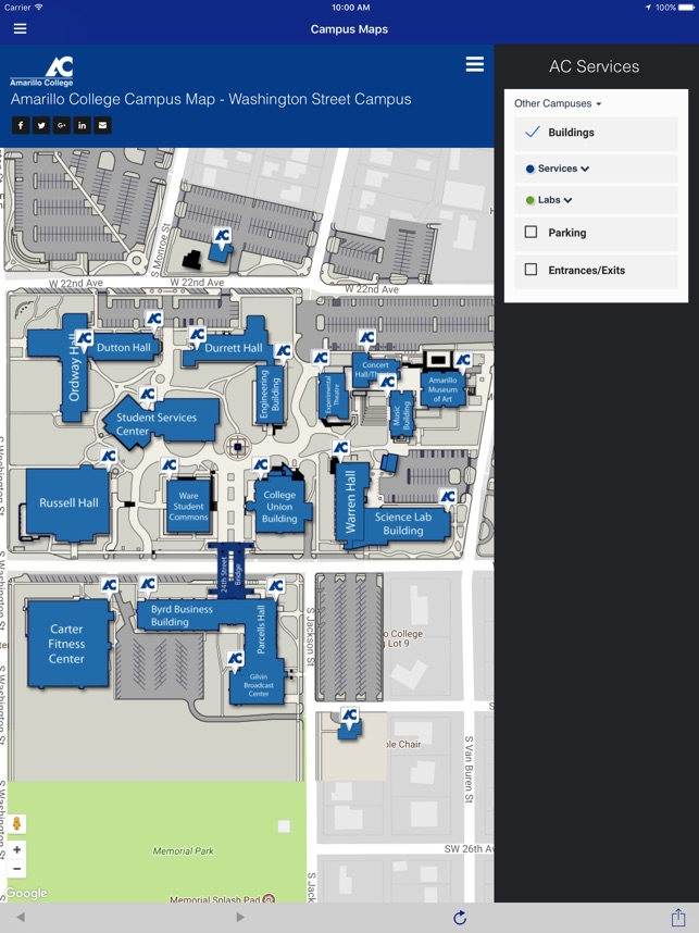 Amarillo College On The App Store