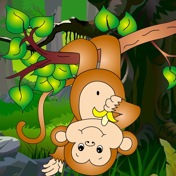 Banana tap and crash - A funny monkey game - Free Edition