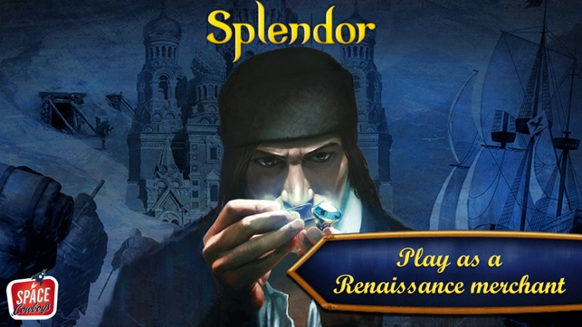 Splendor™: The Board Game Screenshot