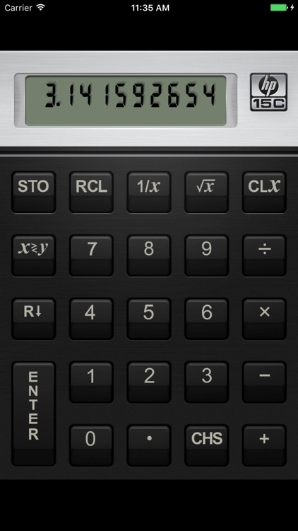 HP 15C Calculator